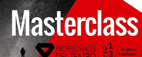 MASTERCLASS CON BELÉN SANTA-OLALLA: Teatro Inmersivo