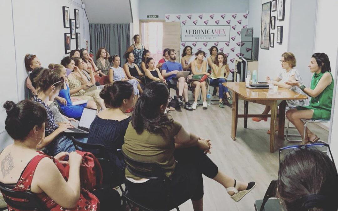 """Éxito del encuentro """"Iberescena + Tu proyecto escénico: Cómo solicitar ayudas"""""""